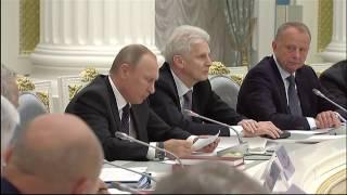 Путин жестко ответил! Глава РАН заикается после вопроса