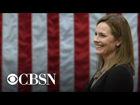 Amy Coney Barrett's former student credits judge for success