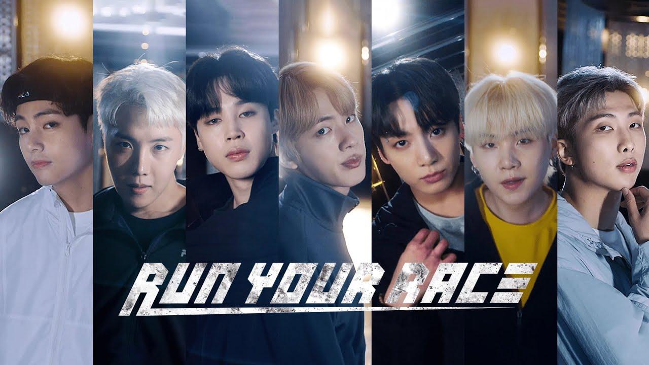 Download BTS(방탄소년단) 'Run Your Race' - Main
