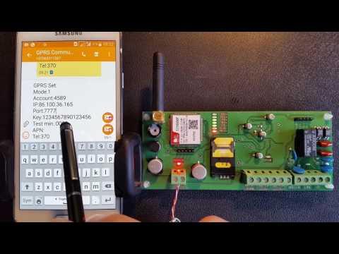 2G GSM GPRS communicator x31 3b