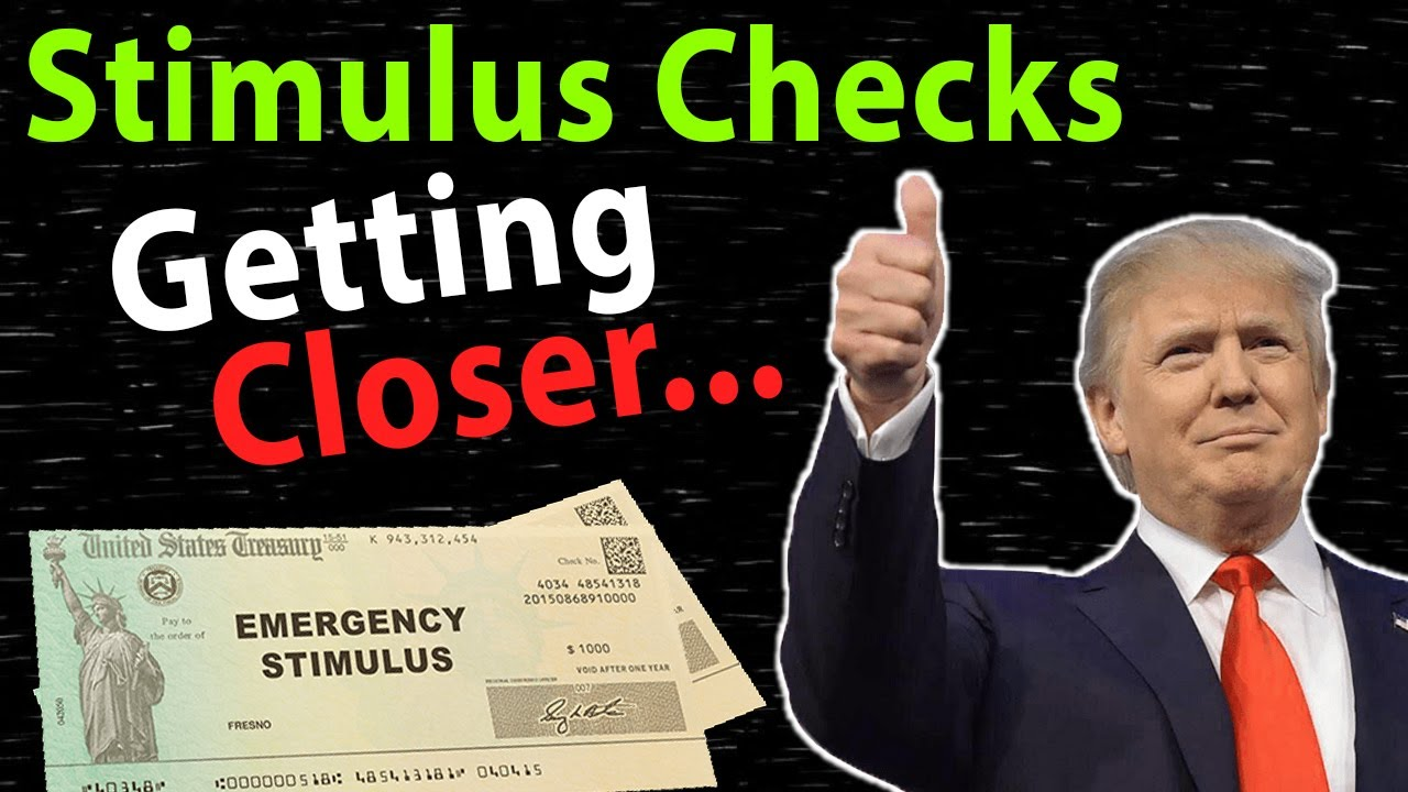 ITS HAPPENING! Stimulus Update: Second Stimulus Checks Coming Soon?