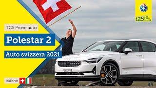 Polestar 2 - Prove auto