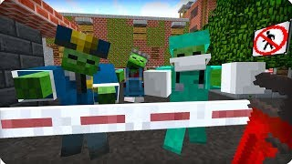 Вылазка на завод [ЧАСТЬ 30] Зомби апокалипсис в майнкрафт! - (Minecraft - Сериал)