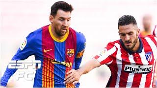 Barcelona Vs. Atletico Madrid Reaction: La Liga Predictions Go Out The Window!   ESPN FC