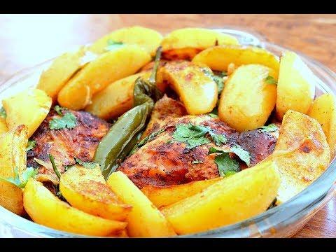 mon-repas-d'hier-:-poulet-rôti-mariné