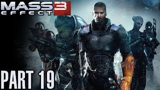 Mass Effect 3 - Walkthrough Part 19 Rescue The Students - Xbox 360 Gameplay