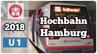 U-Bahn Hamburg / Hochbahn Hamburg Linie U1