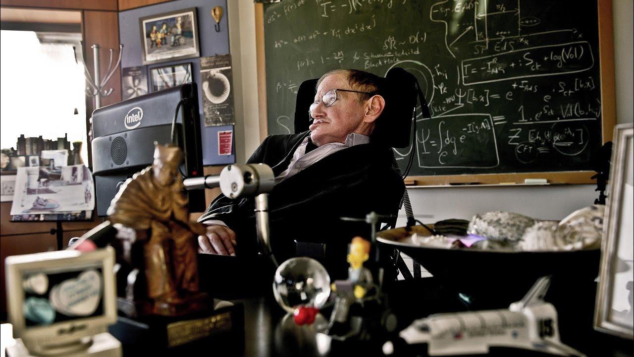 Cosmology's brightest star Stephen Hawking dies aged 76 #1