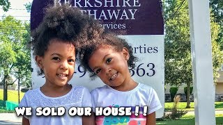 We sold our house! Where are we going to live?! NEW HOUSE JOURNEY P...