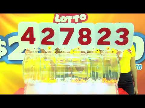 Sorteo Lotto 1877 24-OCT-17