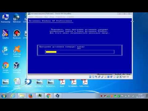 Скачать образ для virtualbox для windows 7.
