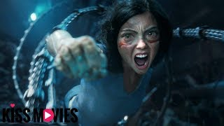 [Kissmovies]Alita: Battle Angel - Underworld Fight Clip