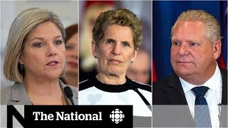 Ontario NDP and PC's budgets questioned, Doug Ford sued