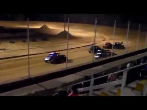 Southern Vintage Racing Association March 28,2015 Heat Races