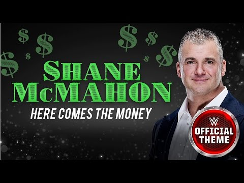 Shane McMahon - Here Comes The Money (Entrance Theme)
