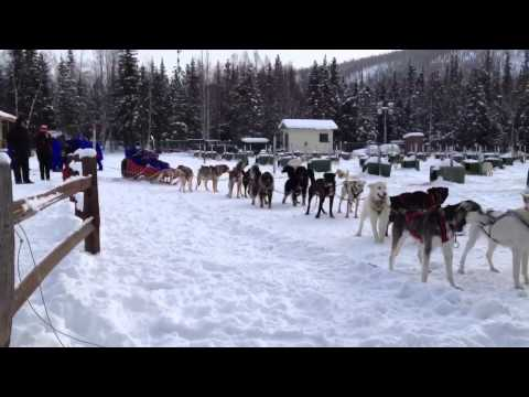 Alaska trip (Feb-Mar)