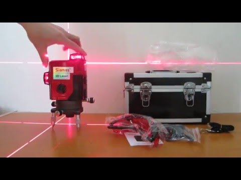 how to use cpi laser level