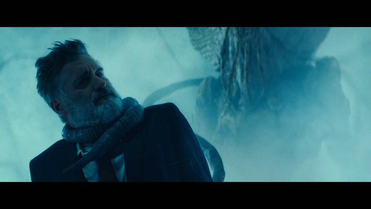 Download USA President Thomas Interact With an Alien (Independence Day Resurgence)
