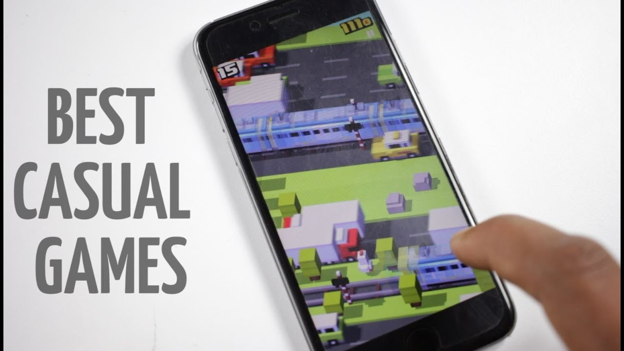 Best Casual Games for iPhone 2018