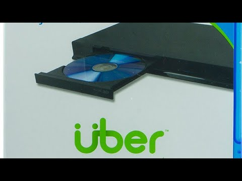 Unboxing uber - Blu-ray/DVD/CD Disc Cleaner!
