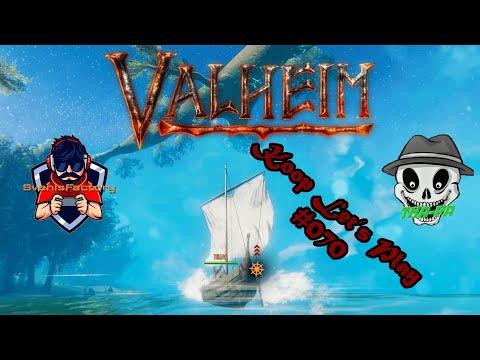 Eine Seefahrt, die ist lustig - Valheim Koop Let's Play 070