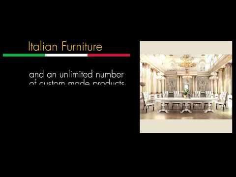 Decorator Qatar - Italian Furniture Products