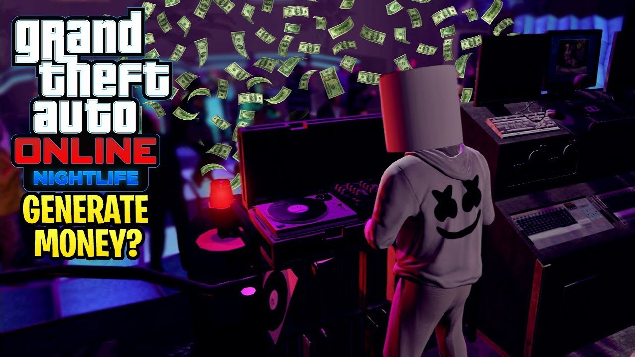 GTA Online - Will Nightclubs be Passive Income & How Much Could They  Generate for Us? (GTA Q&A)
