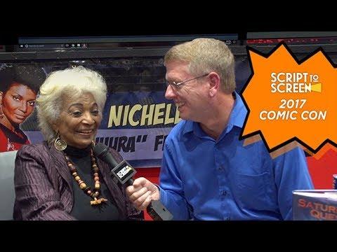 Script to Screen: 2017 Comic Con