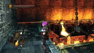 Dark Souls II: Scholar of the First Sin [Part 25] - The Dexterity Wannabe of the Trap Keepers!