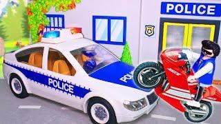 Видео с игрушками для мальчиков – Где мотоцикл? Новые мультики / Видео
