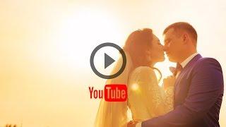 Красивая песня невесты Елизаветы жениху Дмитрию на свадьбе в Смоленске