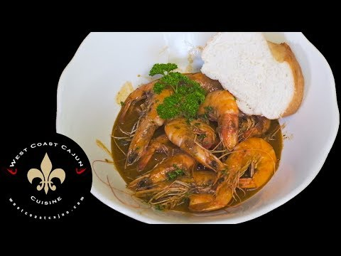 New Orleans Style Barbecue Shrimp
