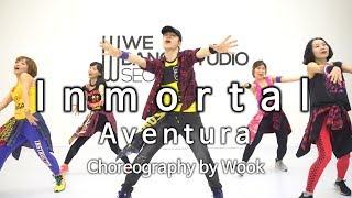 Inmortal - Aventura / Easy Dance Fitness Choreography / ZIN™ / Wook's Zumba® Story / Wook