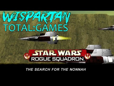 Star Wars: Rogue Squadron 3D (The Search for the Nonnah) |