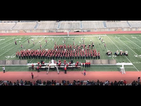OHS Broncho Band 2017 UIL show