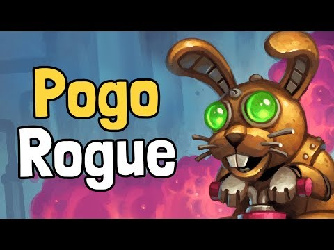Pogo Rogue by TicTac - Hearthstone