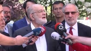 2018 Erken Seçim Açıklaması - Temel Karamollaoğlu