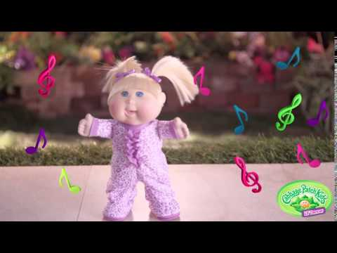 Cabbage Patch Kids Pajama Dance Party