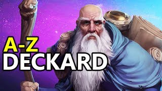 ♥ A - Z Deckard Cain - Heroes of the Storm (HotS Gameplay)
