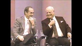 Bob Newhart & Don Rickles on Donahue, November  13, 1989