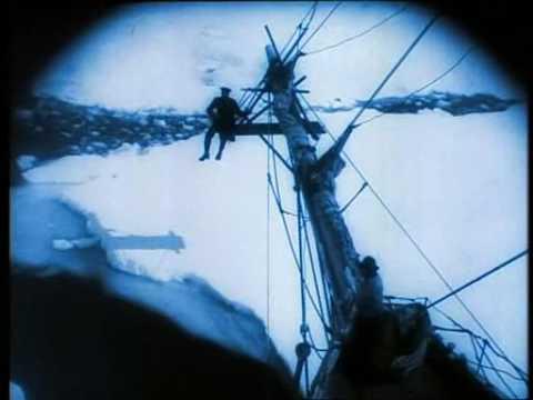 La odisea del Endurance (1919). SOUTH