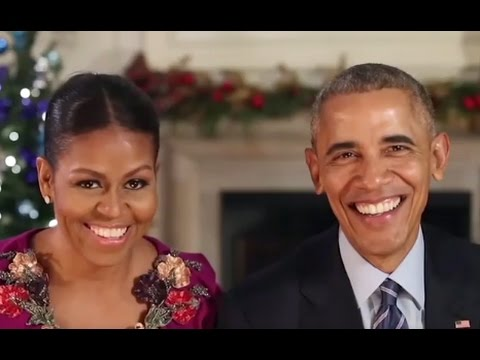 Obamas Final Holiday Message From The White House
