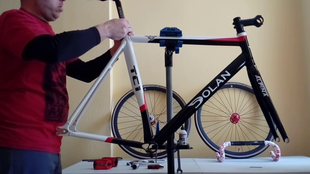 Fixed Dolan TC New Proyect YouTube - Alpina forks
