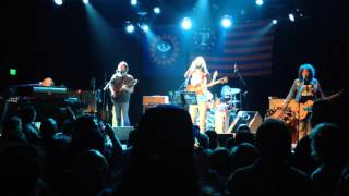 Chris Robinson Brotherhood ~ Beggar's Moon Coda LIVE @ The El Rey