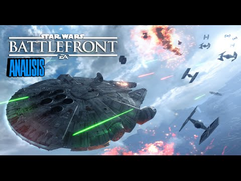 Star Wars Battlefront ps4 (análisis)