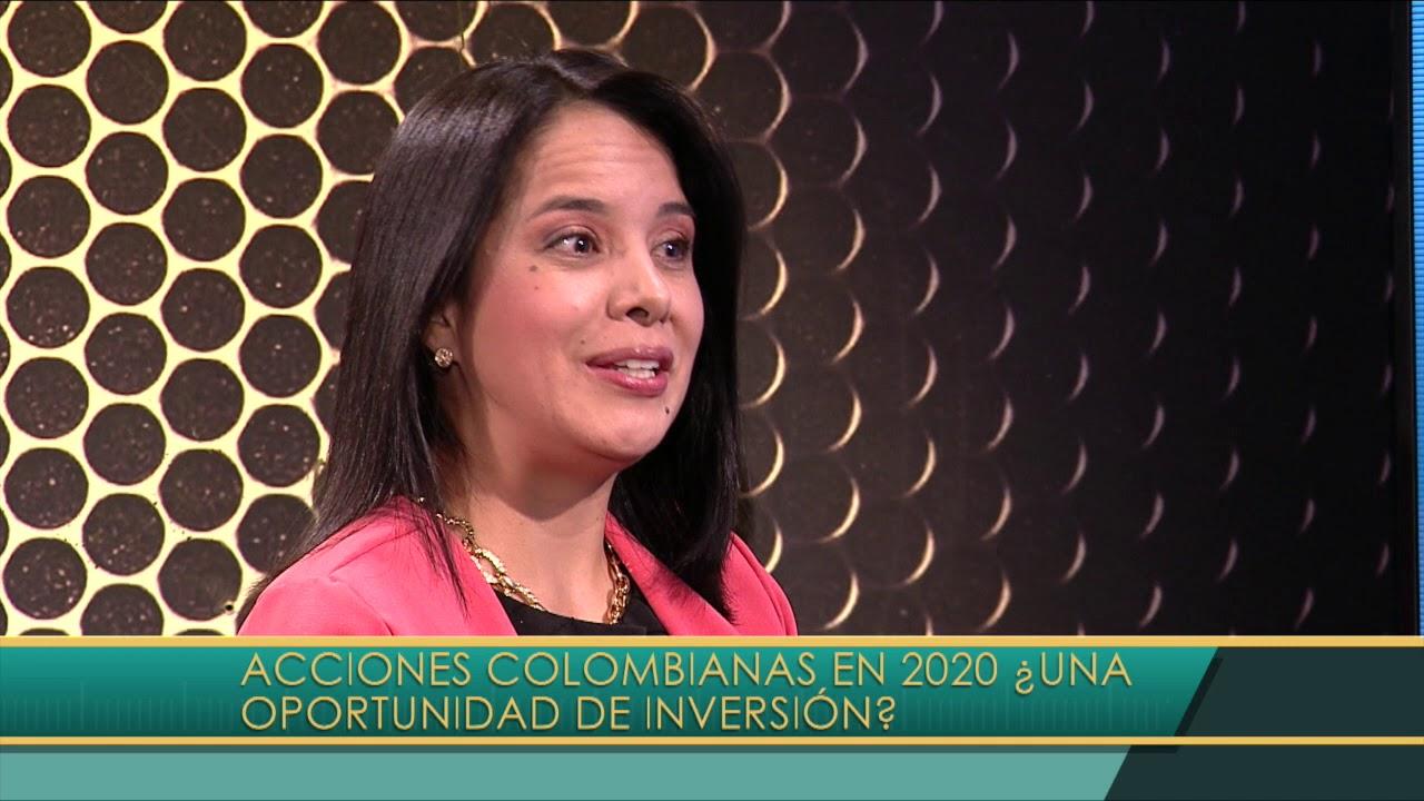 Economía Al Día con Yina Ramos: Acciones colombianas en 2020 ¿Una oportunidad de inversión?