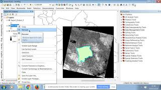Clip Raster in ArcMap Basic processing in GIS   YouTube