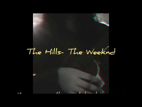 The Hills- The Weeknd (Ukulele Cover)