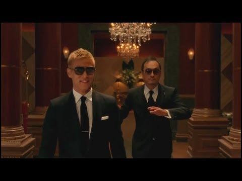 Keisuke Honda & Ken Watanabe docomo LTE Commercial