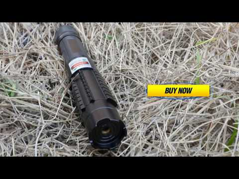 5000mW 532nm Beam Light Green Laser Pointer Pen @ LaserPointerPro.com